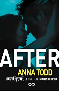 After - anna todd un exemple de fanfiction  publié