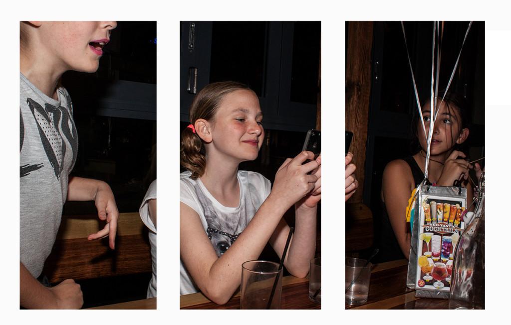 Gen Z Kid - 1er travail photo sur la génération Z - Photo by JESSICA LONGWORTH
