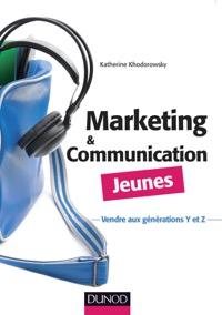 Livre marketing et communication jeunes