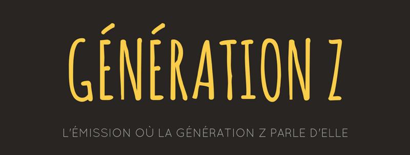 génération z : l'émission où la génération z parle d'elle